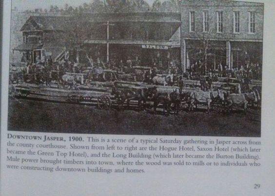 Jasper Alabama 1900 Walker County Pinterest And Small Towns