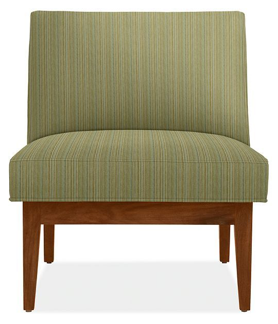 Edwin Chair in Bezel Celadon - Chairs - Living: Seating - Room & Board