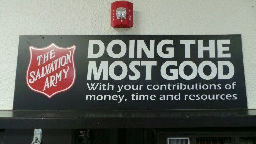 Big Taste Grill Blog – Doing The Most Grilling at the Salvation Army