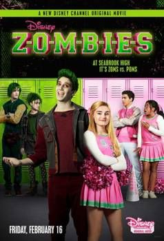 Assistir Z O M B I E S Dublado Online No Livre Filmes Hd Zombie Disney Filmes Da Disney Filmes