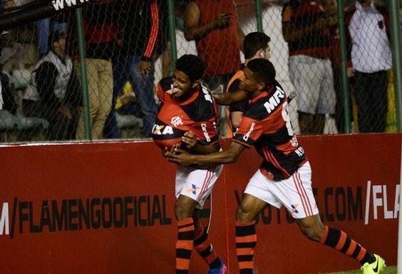 Fla vence América-MG e avança de fase na Primeira Liga