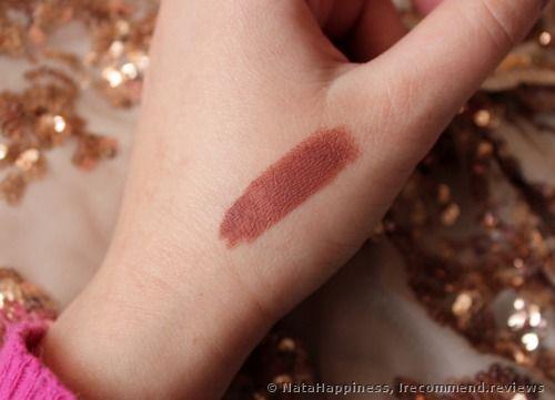 Nyx Super Cliquey Matte Lipstick Review A Dense Lipstick In A