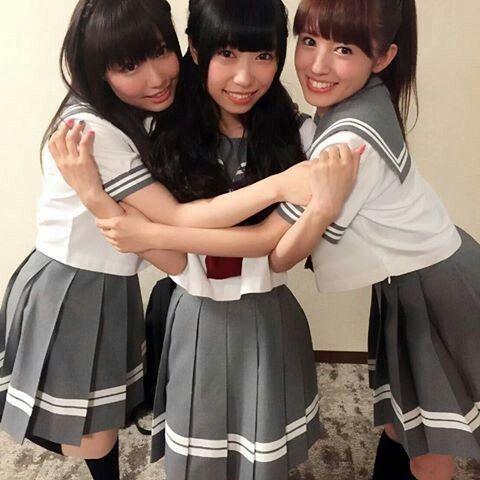 3ショットの小林愛香