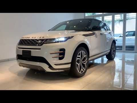 Price Range Rover 2020 Evoque First Edition Fuji White P250