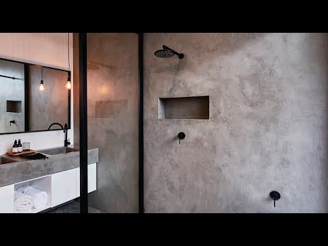 We Specialise In A Range Of Cement Based Finishes For Walls Floors Ceilings Countertops Pools As Well As Build Concrete Wallpaper Pool Plaster Cement Walls