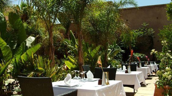 Hotel Les Jardins de la Koutoubia. Marrakesh, Morocco