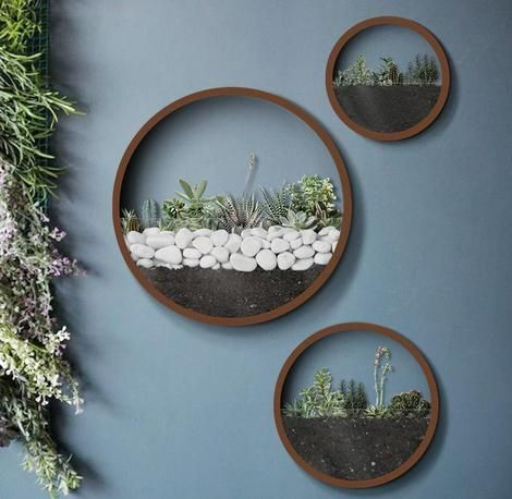 Nova Modern Nordic Wall Vases Wall Vase Succulent Wall Planter Wall Planter
