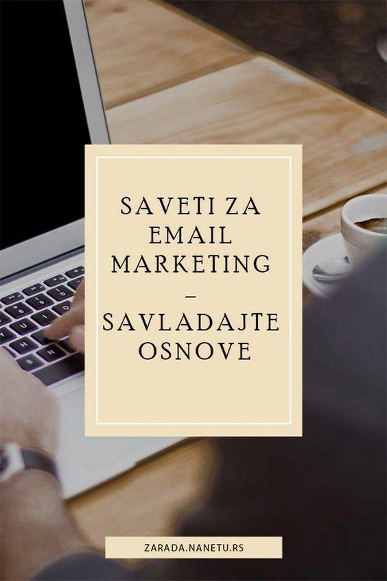 email marketing, kako zaraditi na internetu,