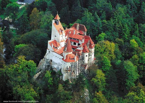 Brand Castle, Romania