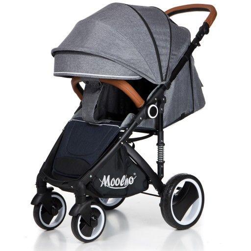 Wozek Spacerowka Ocieplacz Duze Kolka Len Moolino Baby Strollers Stroller Children
