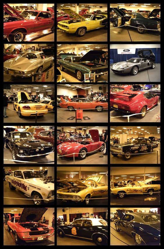 Top 5 Muscle Cars to Restore | Cars & Sports | Pinterest | Muscles ...