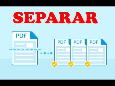 Cómo Separar Pdf Con Google Chrome Convertir Imagen A Pdf Separar Google