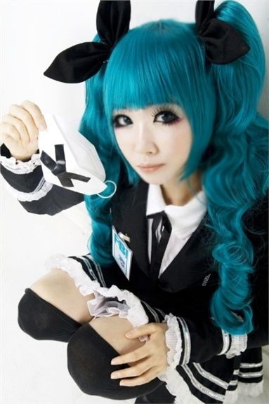 ALPPY(alppy) 初音未來 Cosplay Photo http://mangapanda.info/