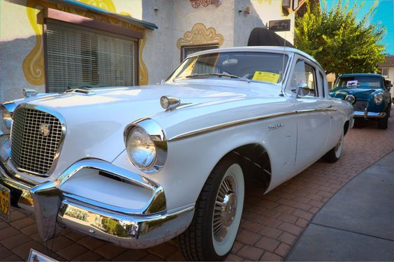 Studebaker Car Show #OldWorldHB
