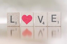 Love is a four-letter word - A Poem