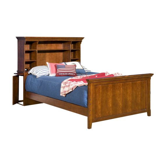 Legacy Classics American Spirit Collection Bookcase Bed