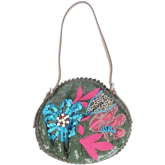 Jamin Puech Handbag ($123) ❤ liked on Polyvore