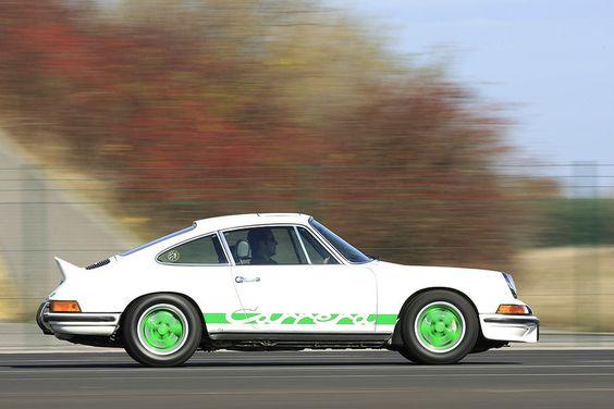 BMW CSL, Ford Capri und Porsche Carrera: Die schärfsten Sechszylinder der 70er (Bildergalerie, Bild 28) - MOTOR KLASSIK