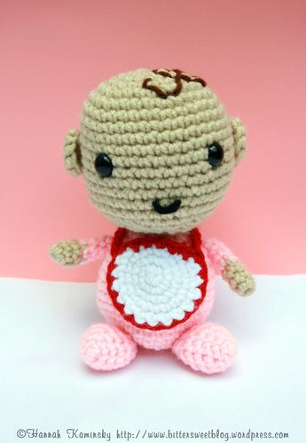 Free English Baby Crochet Patterns : Oh Baby (Free - English) Amigurumi ? Free Patterns ...