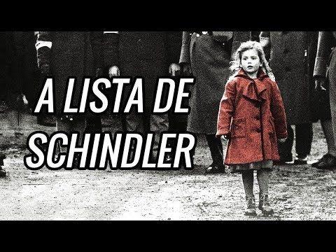 A Lista De Schindler Filme De Drama Completo E Dublado Youtube