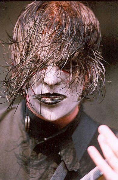 James Root, #4 my favourite version of Jim's mask ...