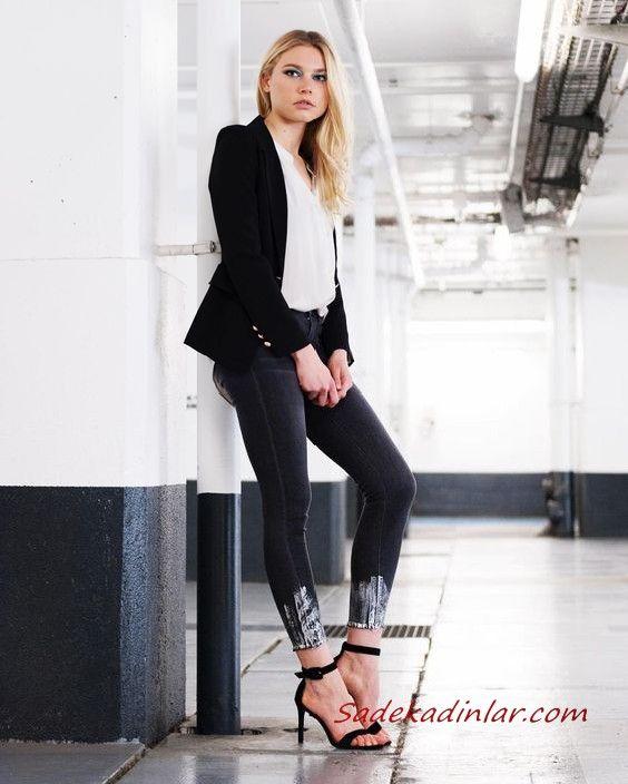 Kadin Gomlek Ve Bluz Massimo Dutti 2018 Sonbahar Kis Koleksiyonu Kadin Bluz Siyah