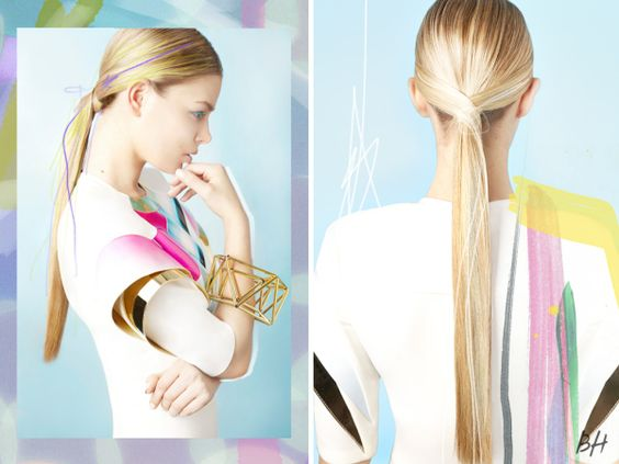New Spring Ponytails: Get Inspired By This Season's Coolest Hairstyle | StyleCaster