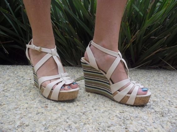 Given they are Nine West numbers, the $30 I paid for them from the factory outlets was such a bargain.