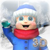 Snow Game 3D - First Snow