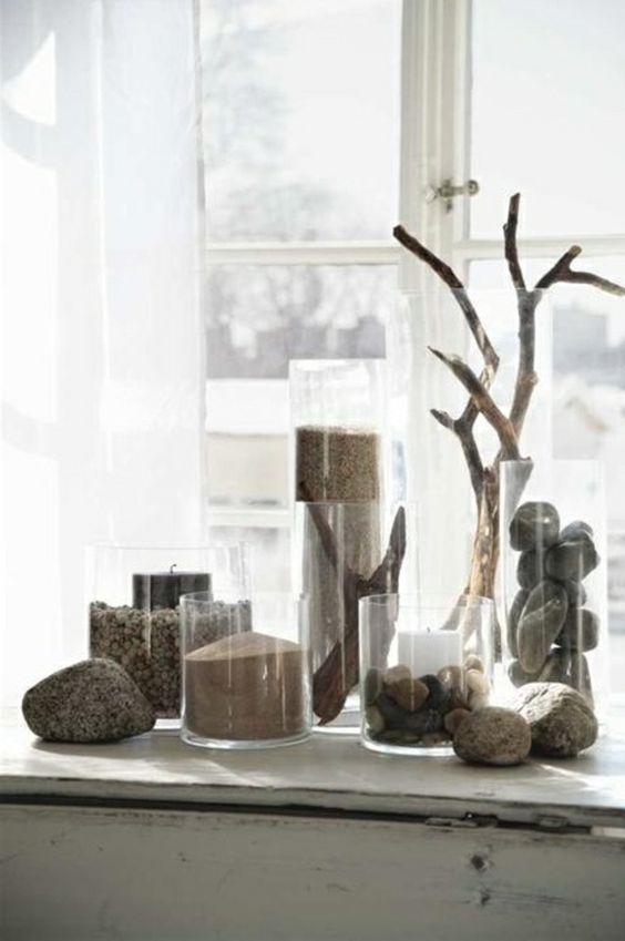Badezimmer Tapeten Wasserabweisend : Driftwood Decorating Ideas