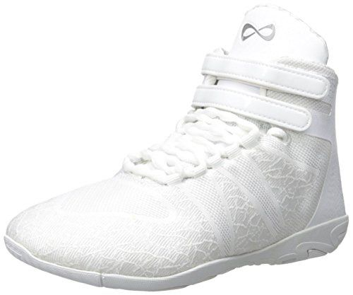Top Cheer Shoe White 7 | Cheer shoes