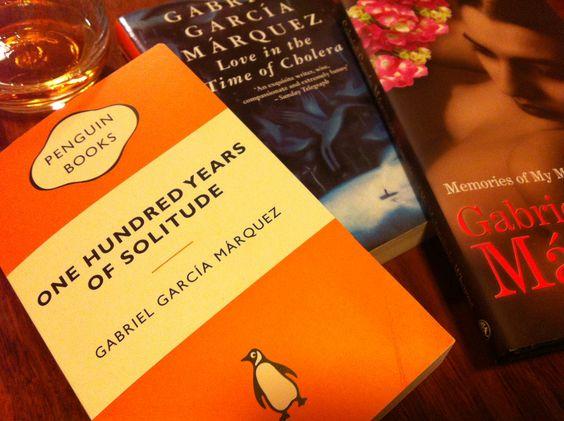 Farewell Gabriel Garcia Marquez.