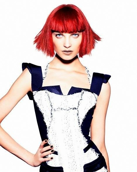 Toni Artelier Collection 12/13 http://hairessbox.co.uk #hair #trends