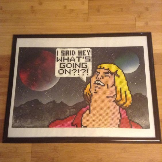 He-Man singing (from the viral video) by caseylcarr