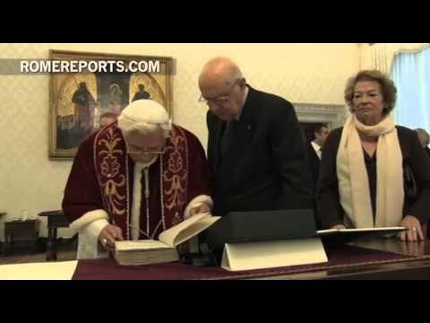 http://www.romereports.com/palio/benedicto-xvi-se-reune-por-ultima-vez-con-el-presidente-de-italia-spanish-9133.html#.USskPjAz3dI Benedicto XVI se reúne por última vez con el presidente de Italia