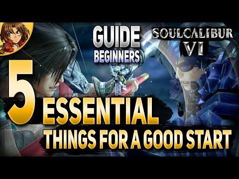 Soul Calibur 6 5 Essential Things For A Good Start Beginners
