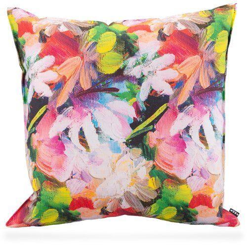 Aussen Dekokissen Flower H O C K Grosse 70 X 70 Cm Throw Pillows