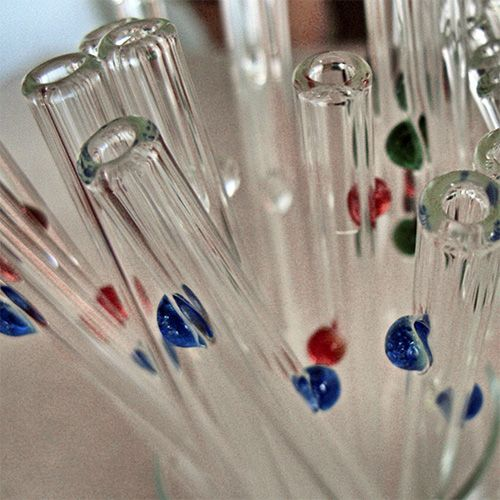 GlassDharma Glass Straws. As an adult I go thru straws like crazy
