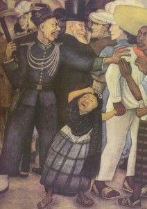 Mural de Diego Rivera, frases, citas y refranes de sinaloesnes