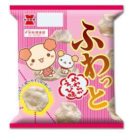 Shrimp flavor 45g soft fluffy
