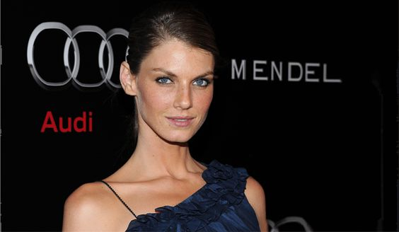 What Supermodel Angela Lindvall Eats (Almost) Every Day