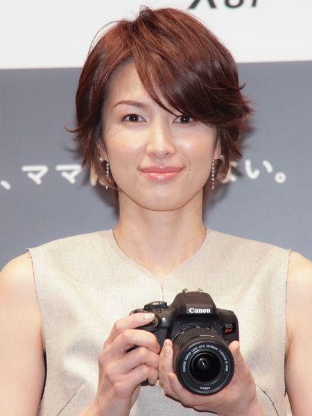吉瀬美智子のカメラ
