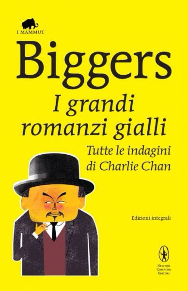 I più grandi romanzi gialli del mitico Charlie Chan!!! ;) Da non perdereeee...XD