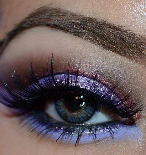 Make up per occhi chiari