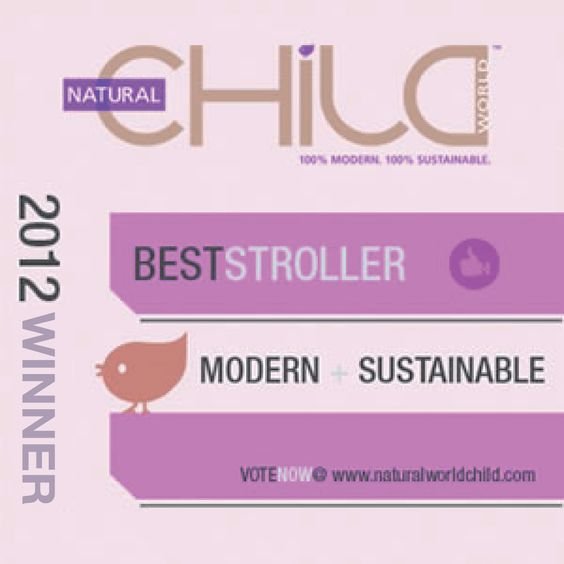 Best Stroller in the @Natural Child World Eco Excellence Awards!                  Bumbleride Indie Natural Edition features a blend of recycled and bamboo fiber fabrics. The interior of the seat fabric is woven with bamboo fiber which has the natural ability to absorb moisture, regulate temperature, and inhibit bacterial growth. The exterior is made of recycled polyester and recycles 14 plastic bottles with each fabric.