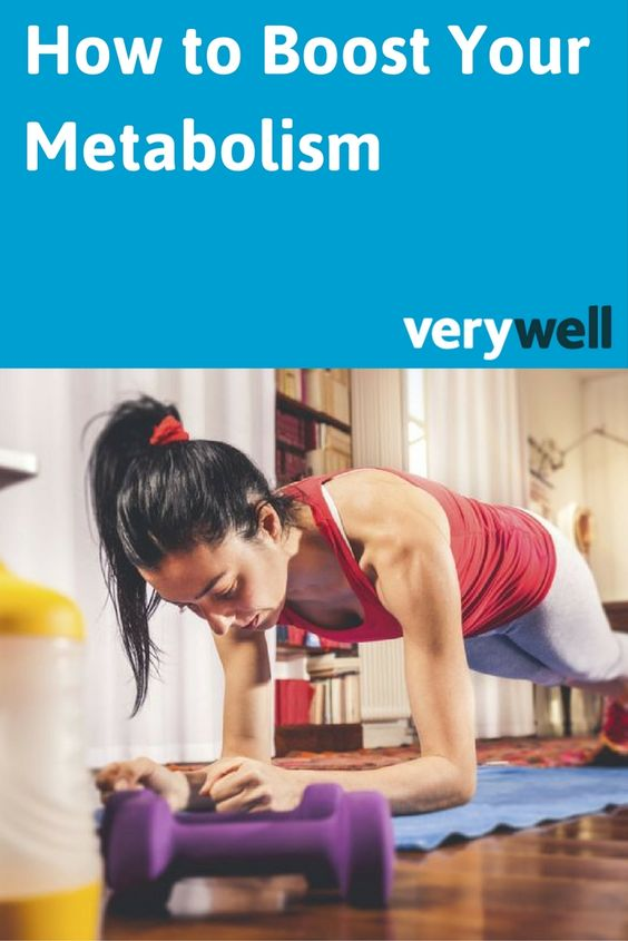 The one key to boosting your metabolism is increasing muscle mass. Learn how to get started in strength training here!