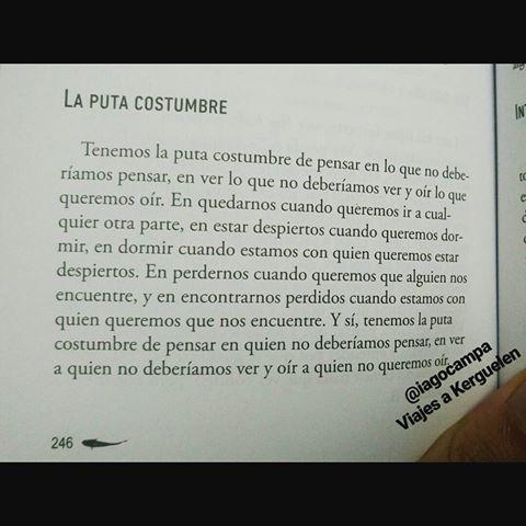 Iago De La Campa La P Costumbre Poemas Corazones Y Frases