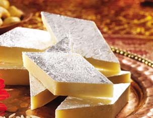 Kaju Barfi Indian dessert - I've been waiting for YEARS to find this!