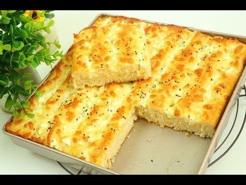 فطيرة الجبنة التركية بعجينة سحرية هشة بدون عجن رائعة لكافة انواع المعجنات مع رباح الحلقة 743 Youtube Food Yummy Food Turkish Cheese