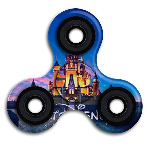 Cheap price Gyroscope Home DISNEY Cute Spinner Fidget Hand Toys Triangle Fingertips Peg-top Toys Toy Game Whipping Top Scopperil Finger Tip For Fun And Stress Reduce on sale